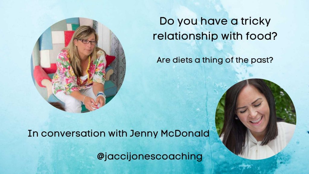 Do You Have A tricky Relationship with food?